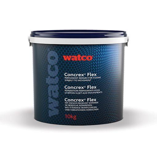 Concrex® Flex 10 kg - mortier réparation souple sol béton image 1