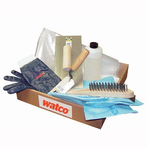 Kit d'application Concrex® - outils d'application du mortier Concrex